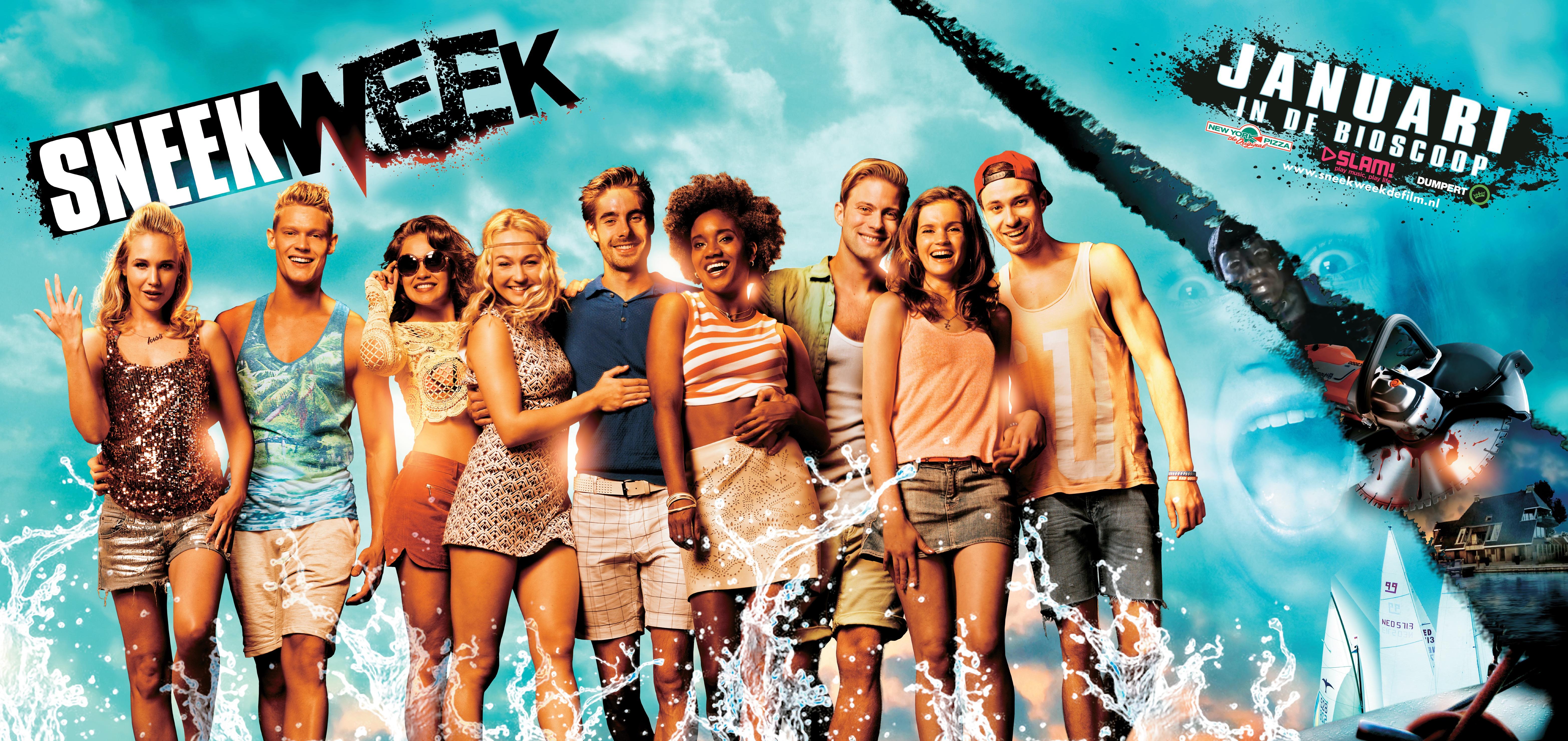 Sneekweek Banner